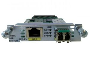 EHWIC-1GE-SFP-CU