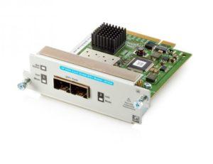 E4500 A5500 HP 2-port 10GbE SFP+ Module E4800 E4510 Expansion module E4210 A5120 for HP 5500 10Gb Ethernet x 2